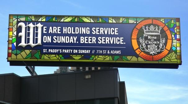 HAPI_RoseAndCrown_StPaddys2013_BeerService